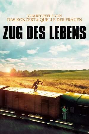 Poster: Zug des Lebens