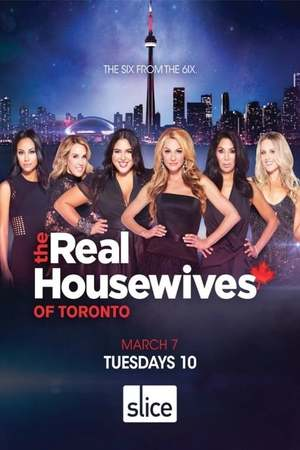 Poster: The Real Housewives of Toronto