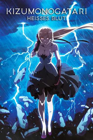 Poster: Kizumonogatari II: Heißes Blut