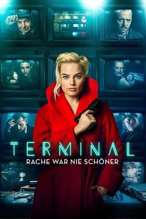 Poster: Terminal - Rache war nie schöner