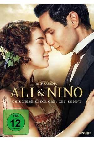 Poster: Ali & Nino - Weil Liebe keine Grenzen kennt