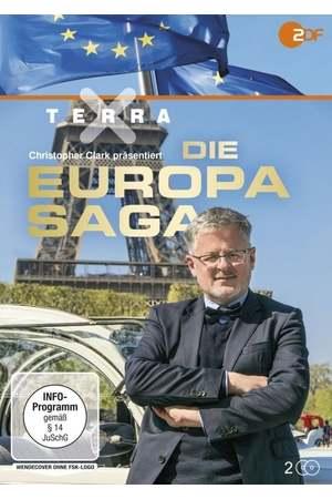 Poster: Die Europa-Saga