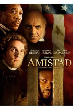 Poster: Amistad - Das Sklavenschiff