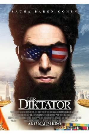 Poster: Der Diktator