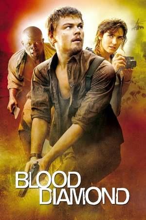 Poster: Blood Diamond