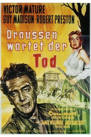 Poster: Draußen wartet der Tod