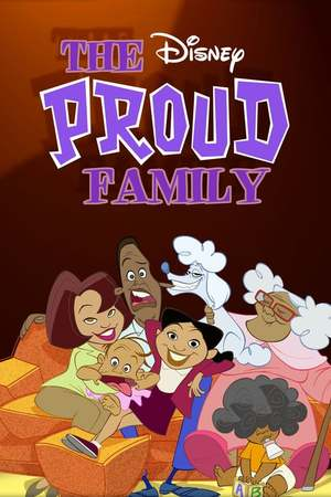 Poster: The Proud Family