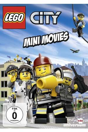 Poster: LEGO City