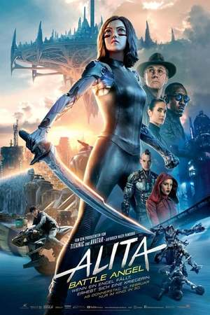 Poster: Alita: Battle Angel