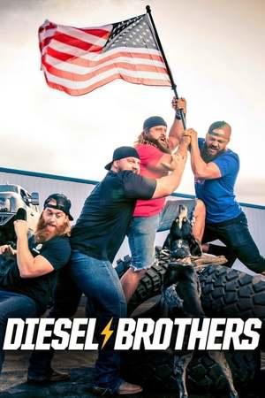 Poster: Diesel Brothers