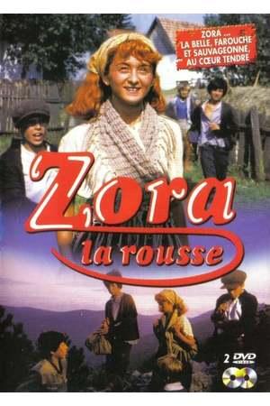 Poster: Die rote Zora und ihre Bande
