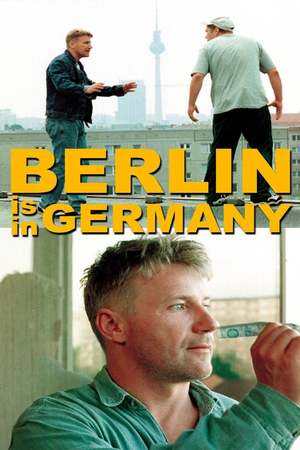 Poster: Berlin is in Germany
