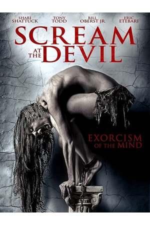 Poster: Scream at the Devil