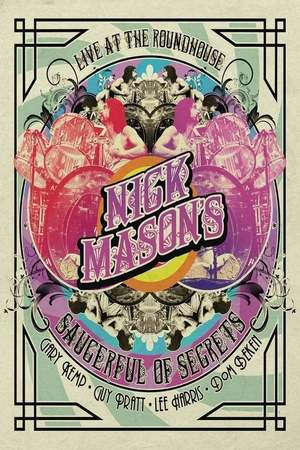 Poster: Nick Mason's Saucerful of Secrets: Live At The Roundhouse