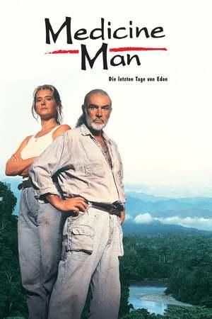 Poster: Medicine Man - Die letzten Tage von Eden