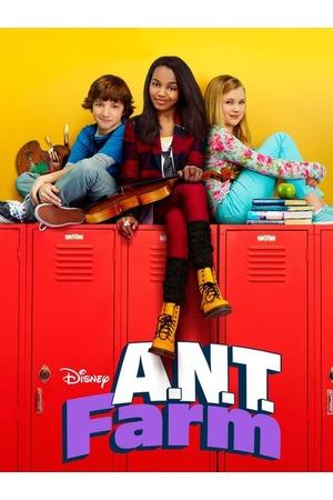 Poster: A.N.T. Farm