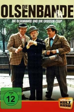 Poster: Die Olsenbande und ihr großer Coup