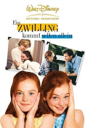 Poster: Ein Zwilling kommt selten allein