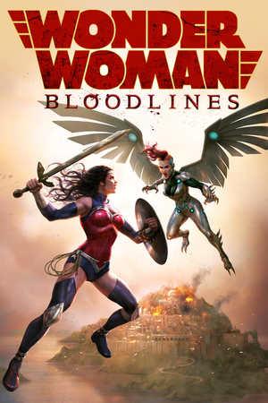 Poster: Wonder Woman: Bloodlines