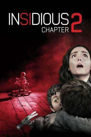 Poster: Insidious: Chapter 2