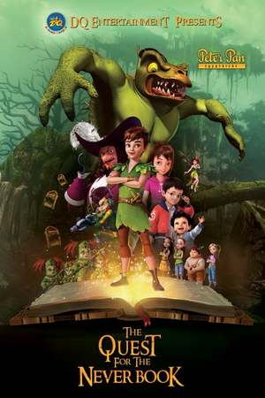 Poster: Peter Pan: The Quest for the Never Book