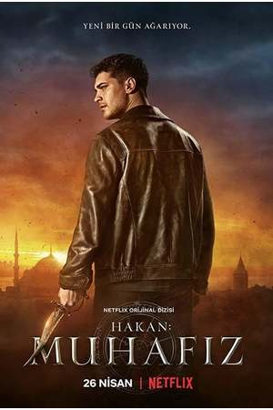 Poster: The Protector