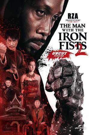 Poster: The Man with the Iron Fists 2