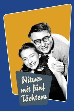 Poster: Witwer mit fünf Töchtern