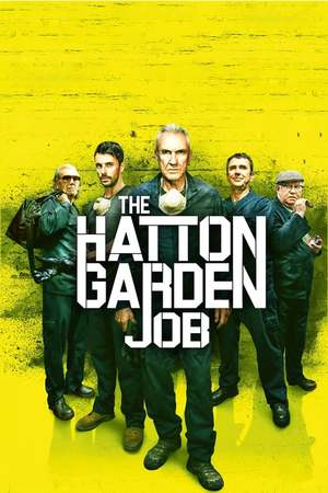 Poster: The Hatton Garden Job