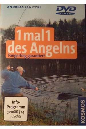 Poster: 1 mal 1 des Angelns - Fangerfolg garantiert