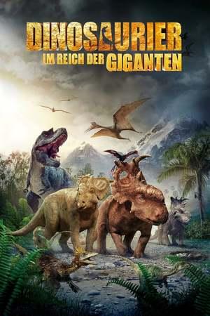 Poster: Dinosaurier 3D - Im Reich der Giganten