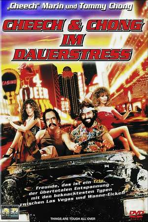 Poster: Cheech & Chong - Im Dauerstress