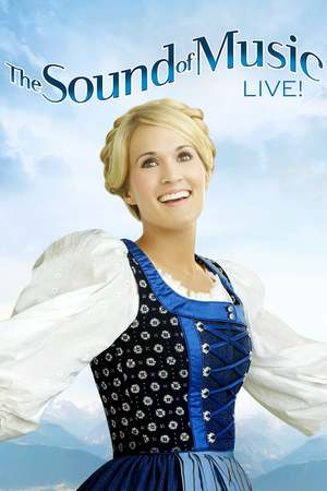 Poster: The Sound of Music Live!