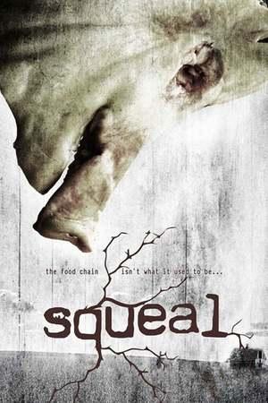 Poster: Squeal - Die Schweinekiller-Mutanten