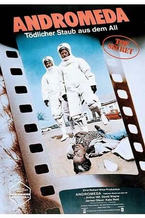 Poster: Andromeda - Tödlicher Staub aus dem All