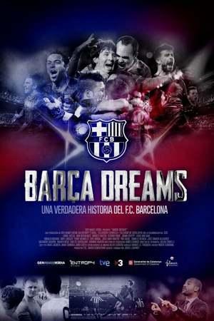 Poster: Barça - Der Traum vom perfekten Spiel