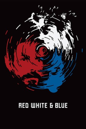 Poster: Red White & Blue