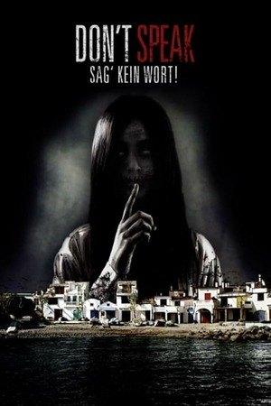 Poster: Don't Speak: Sag kein Wort!