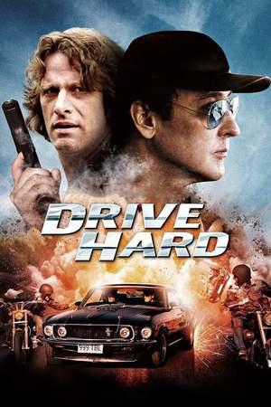 Poster: Drive Hard
