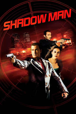 Poster: Shadow Man - Kurier des Todes