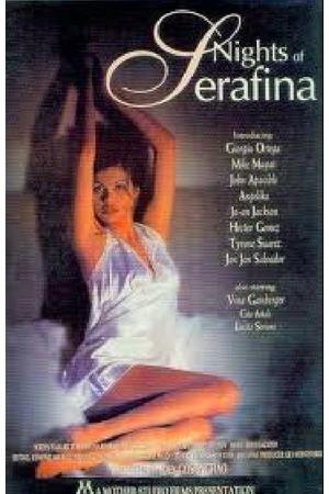 Poster: Nights of Serafina