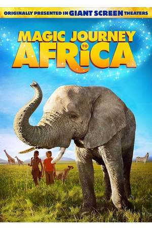 Poster: Magische Reise nach Afrika