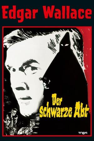 Poster: Edgar Wallace - Der schwarze Abt