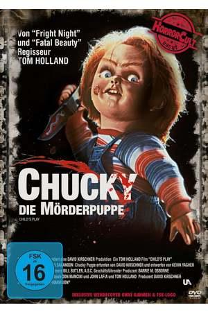 Poster: Chucky - Die Mörderpuppe
