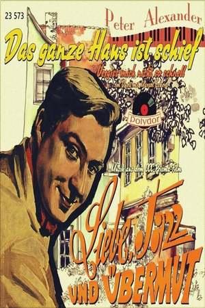 Poster: Liebe, Jazz und Übermut