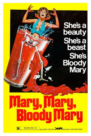 Poster: Mary - Bloody Mary