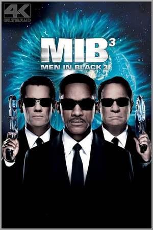 Poster: Men in Black 3