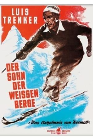 Poster: Der Sohn der weißen Berge