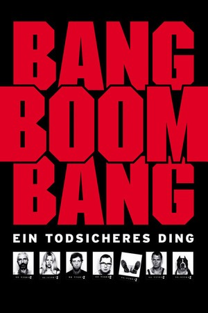 Poster: Bang Boom Bang - Ein todsicheres Ding