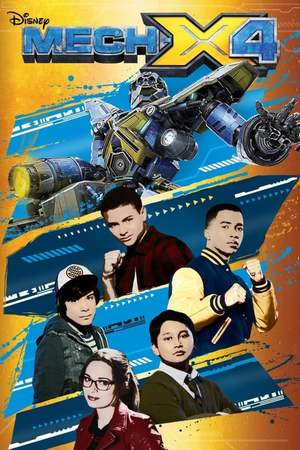 Poster: MECH-X4